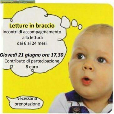 Letture in Braccio